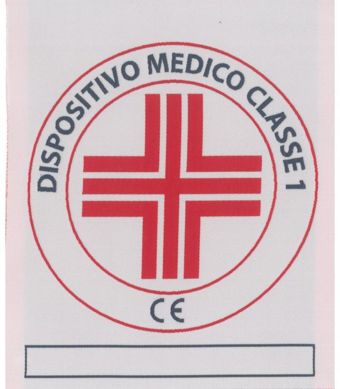 Materasso DISPOSITIVO MEDICO in memory alto 20 cm con tessuto anallergico traspirante - ECO MEMORY
