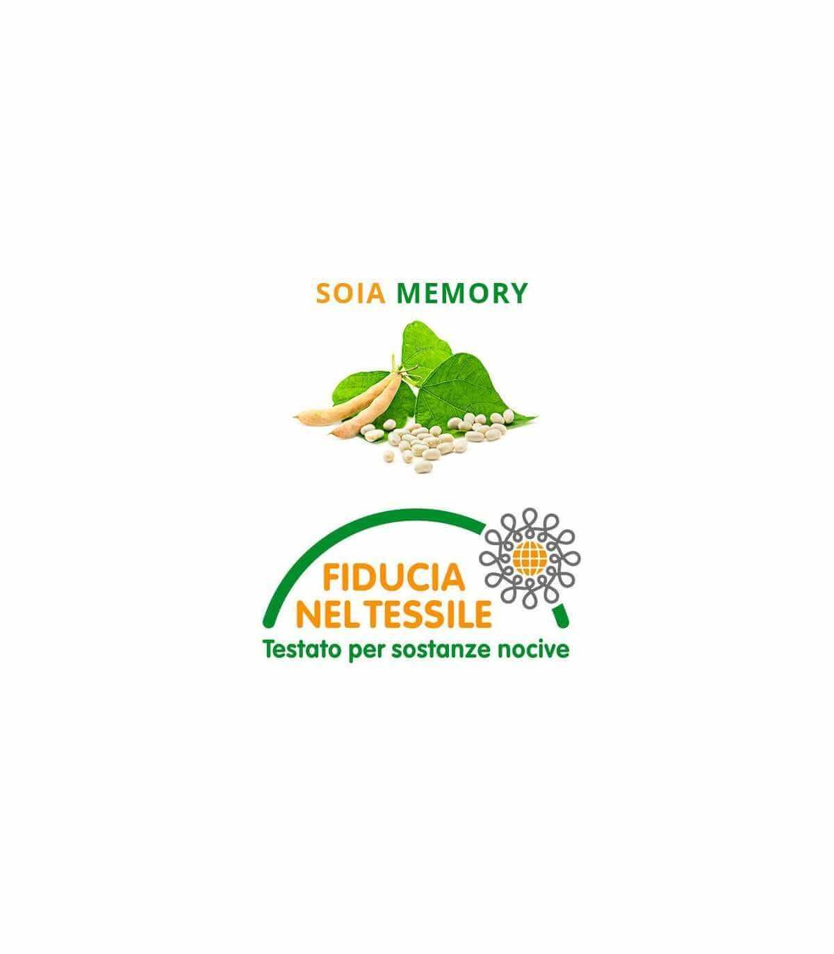 Misure Materasso Standard Matrimoniale.Mattress In Soia Memory With Different Comfort Zones H25
