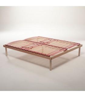 Rete in legno fissa per chi domanda il massimo del relax