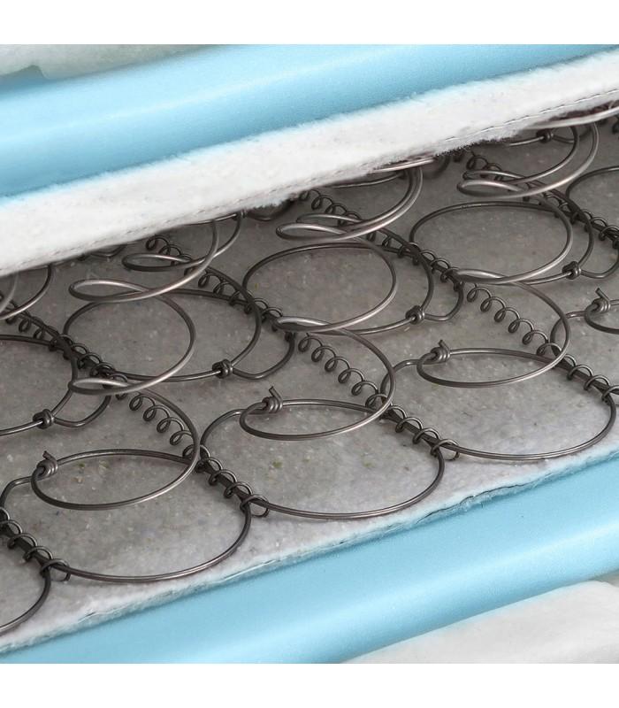 Materasso molla acciaio rigido ortopedico alto 21 cm - ORTOSPRING