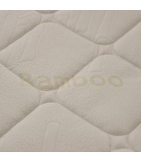 Topper correttore in fresco Polargel termo regolatore con tessuto ALOE VERA alto 5 cm